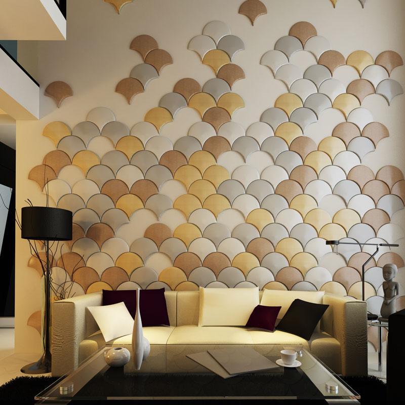 Wandverkleidung Kunststoff - Ideen zum Nachmachen