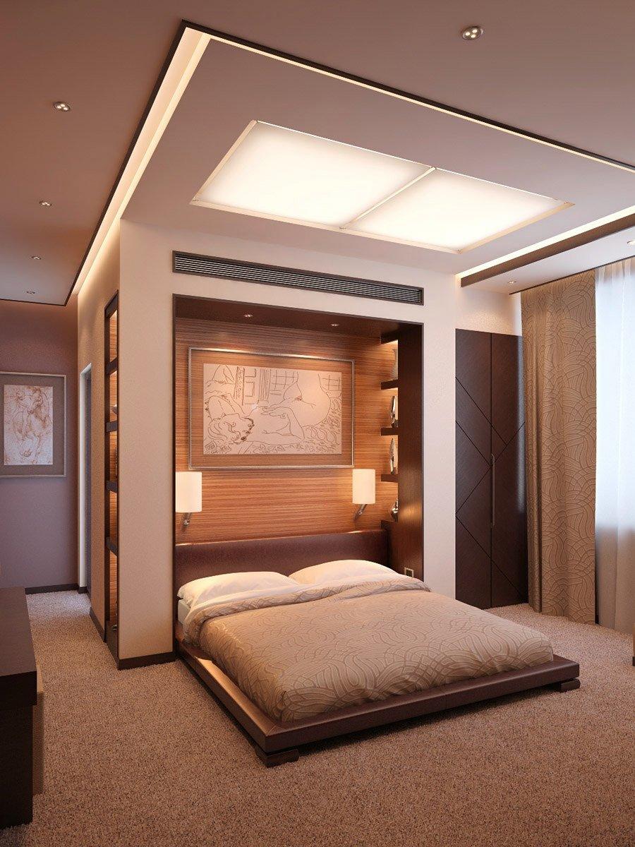 Die Schlafzimmer's Wand verkleiden - tolle Ideen