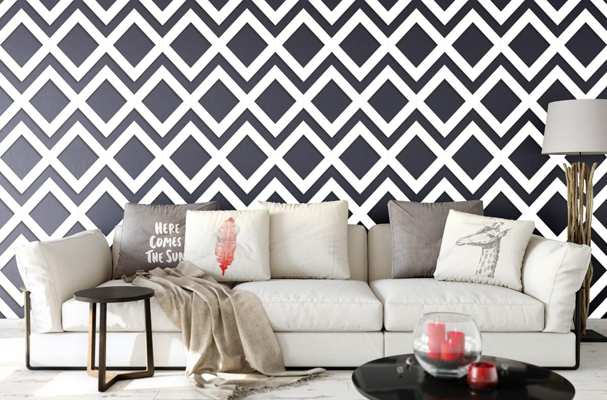 Egal ob Sie ein Fan von Industrial Style oder von Modern Style, finden Sie passende Tapeten dazu.