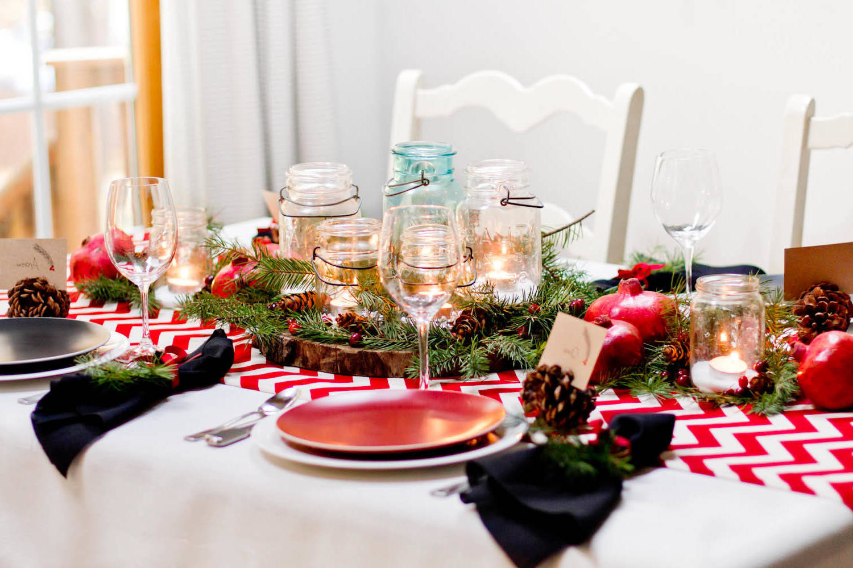 weihnachtliche tischdeko ihr ratgeber f r festlich. Black Bedroom Furniture Sets. Home Design Ideas