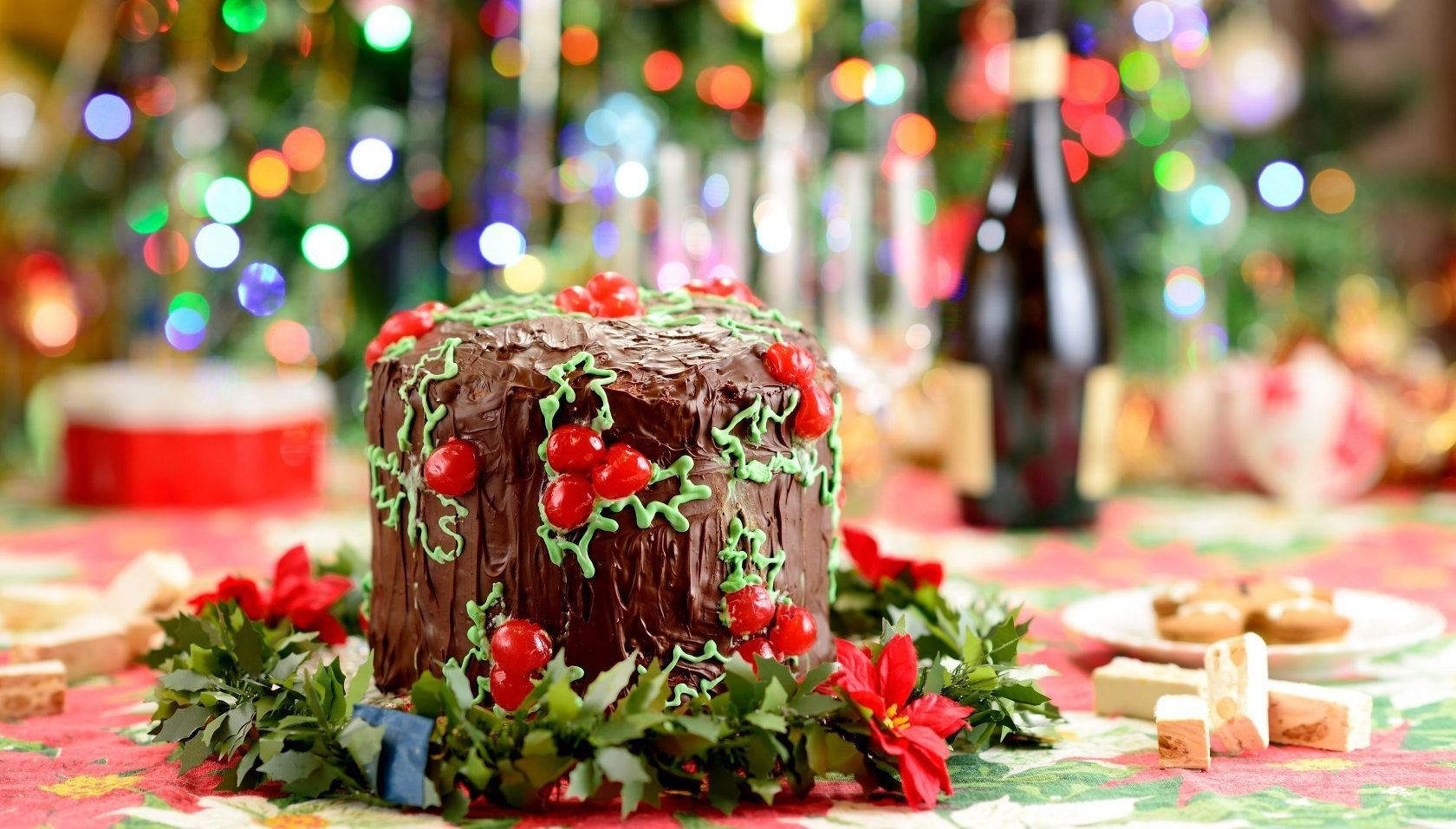 Das Geheimnis hinter einem wohlschmeckenden Weihnachtsessen im Kreis von Ihren Lieben liegt in dem entgegenfiebernden Nachtisch.