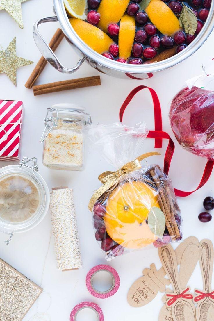 Weihnachtsgeschenke selber machen - Geschenkideen aus der Küche