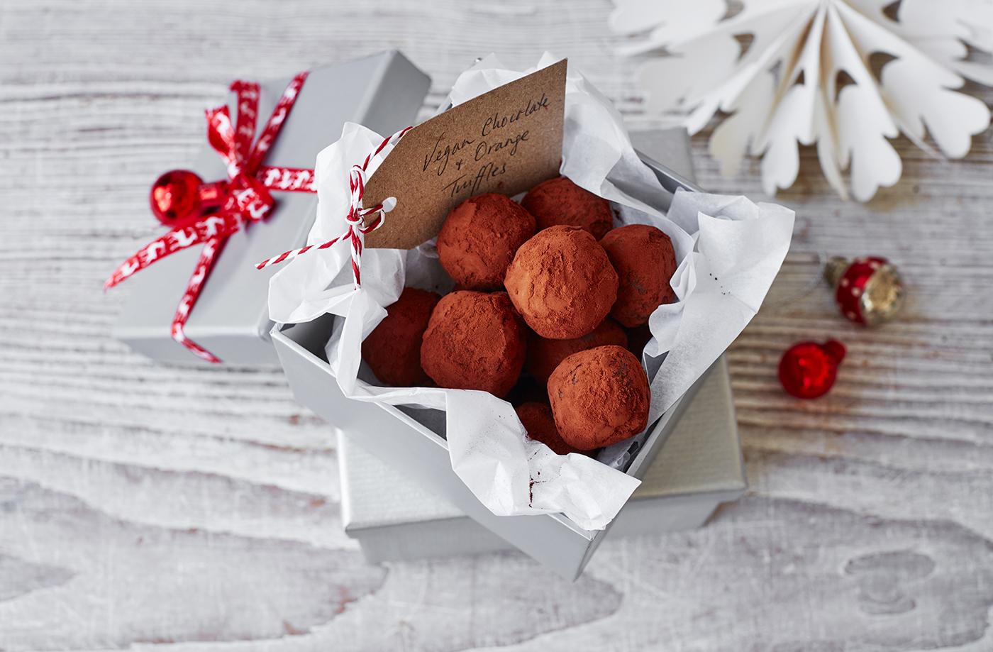 Weihnachtsgeschenke selber machen aus der Küche