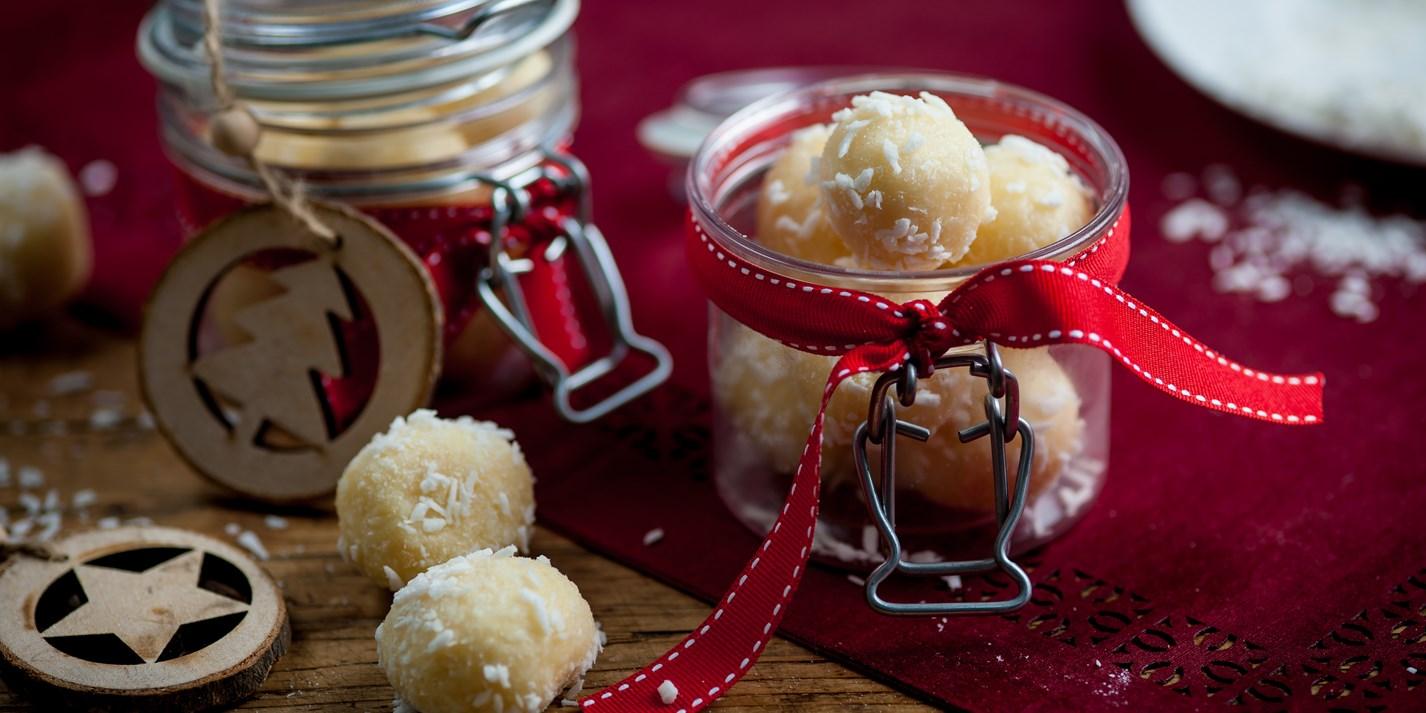 Weihnachtsgeschenke selber machen - Weihnachtsgeschenk im Glas