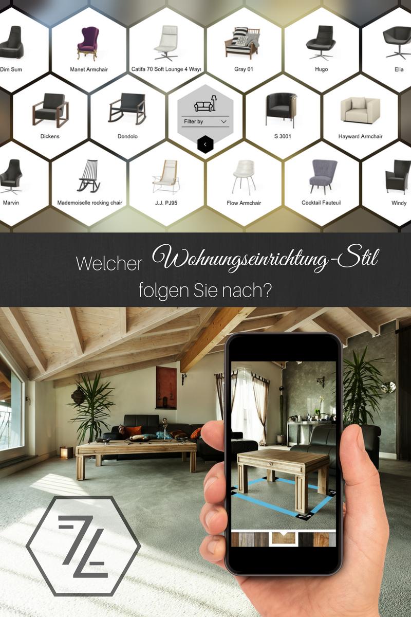 Wohnungseinrichtung von A bis Z: Finden Sie Ihren Stil!