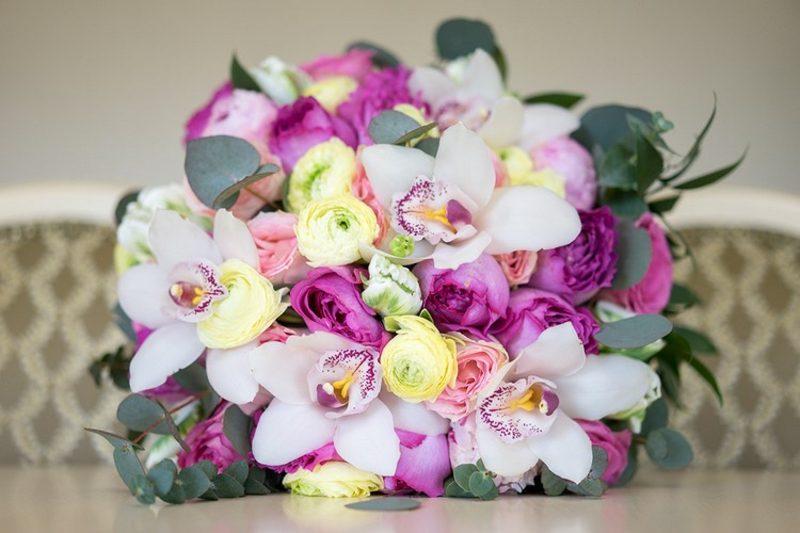 Blumenarten Valentinstag Orchideen