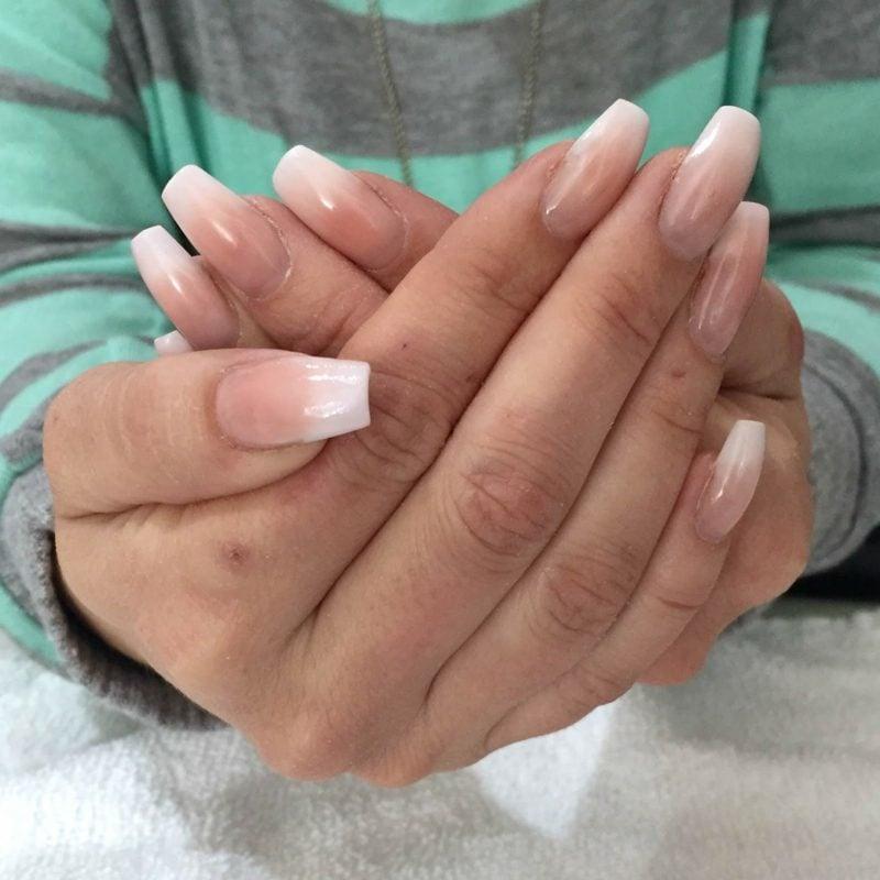 Babyboomer Nägel zu Hause machen Anleitung
