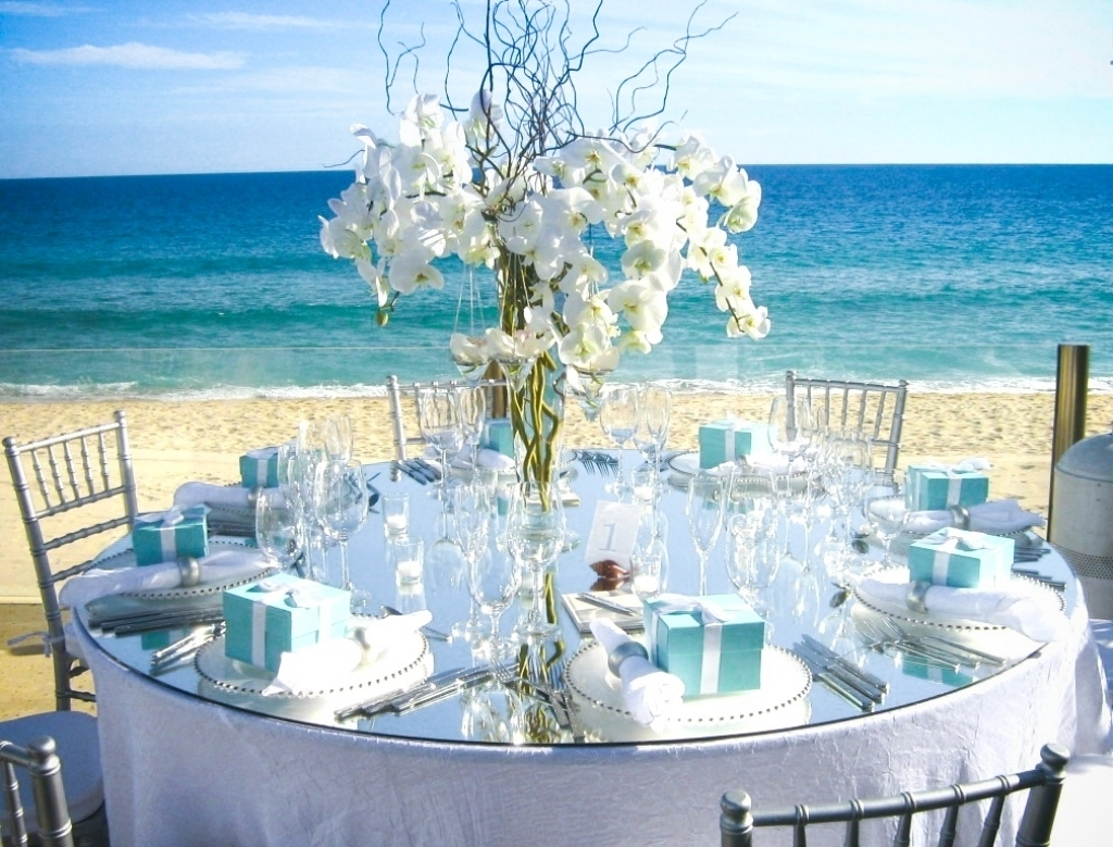 Maritime Hochzeit in maritime Farben