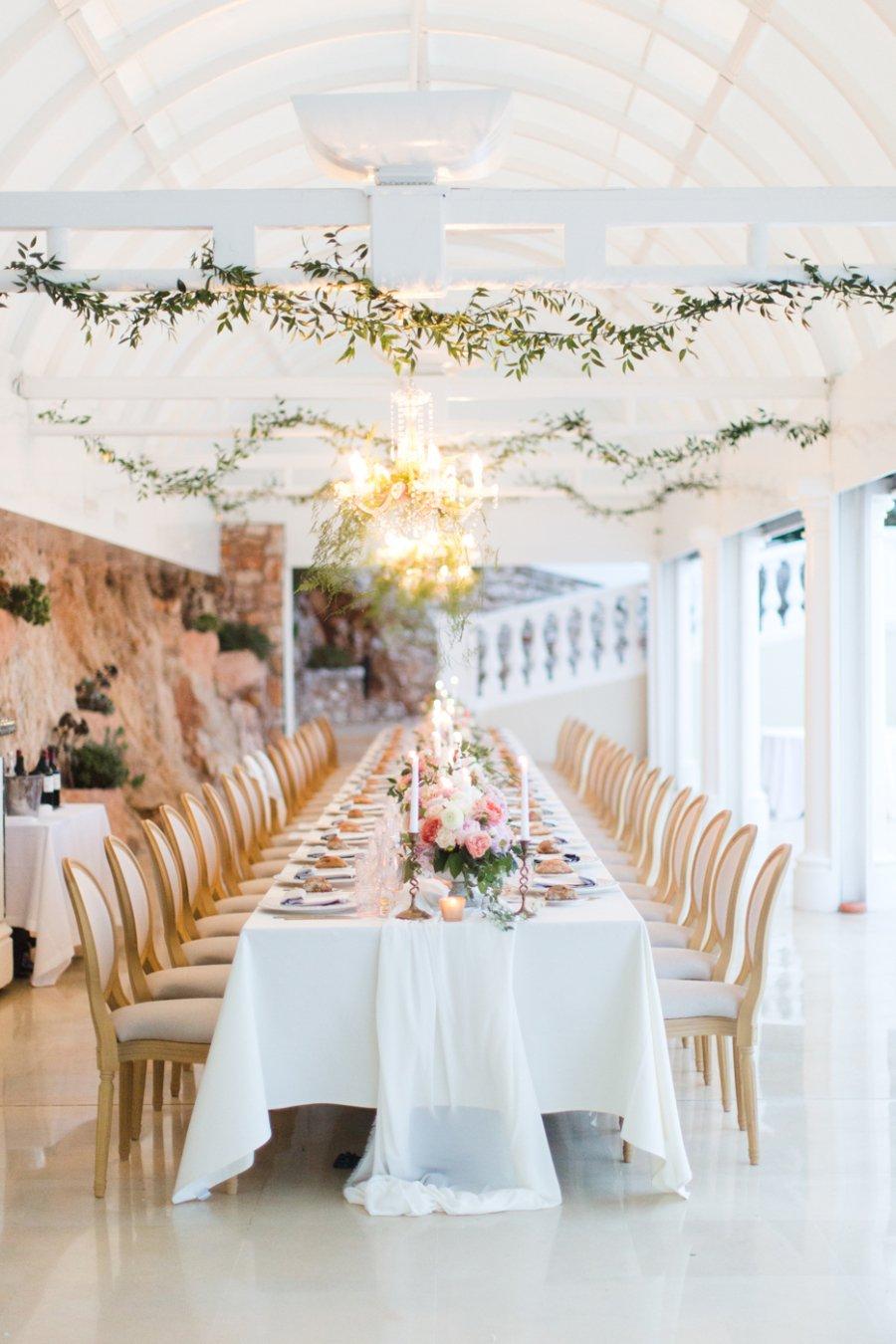 Hochzeitsdeko für Tische und Location - mit Liebe zum Detail