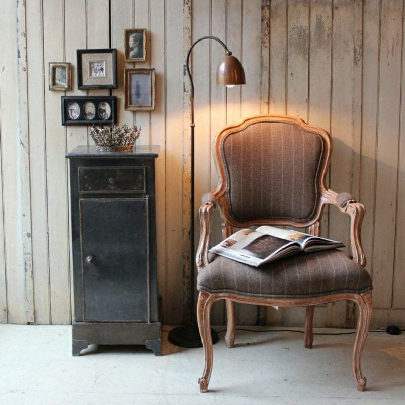 antike Möbel Stuhl Barock Look