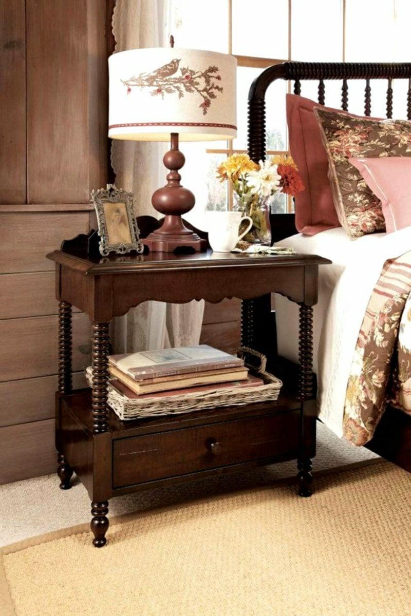 antike Möbel Nachtisch Barock Stil