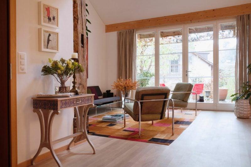 antike Möbel Wohnzimmer herrlicher Look