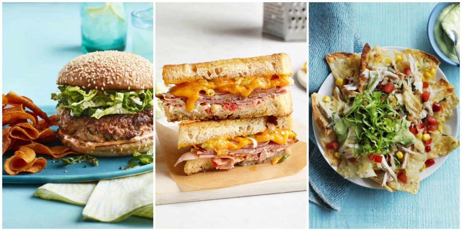 Kinder lieben Sandwiches