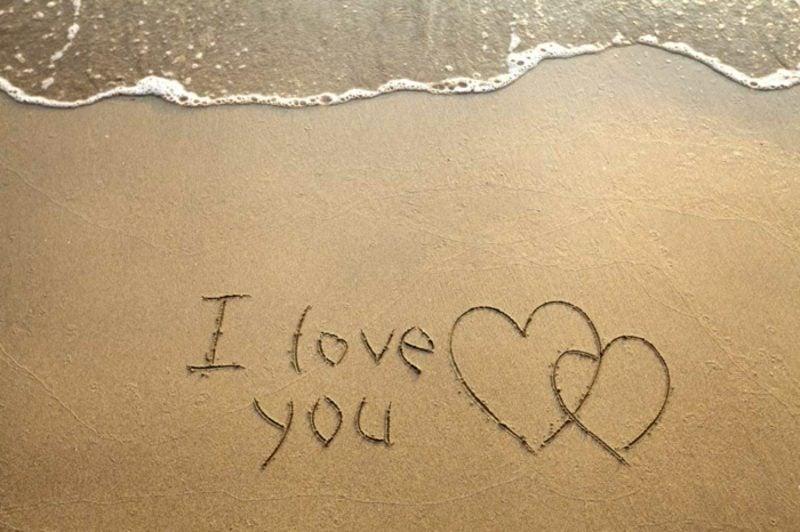 Valentinstag Sprüche romantische Bilder