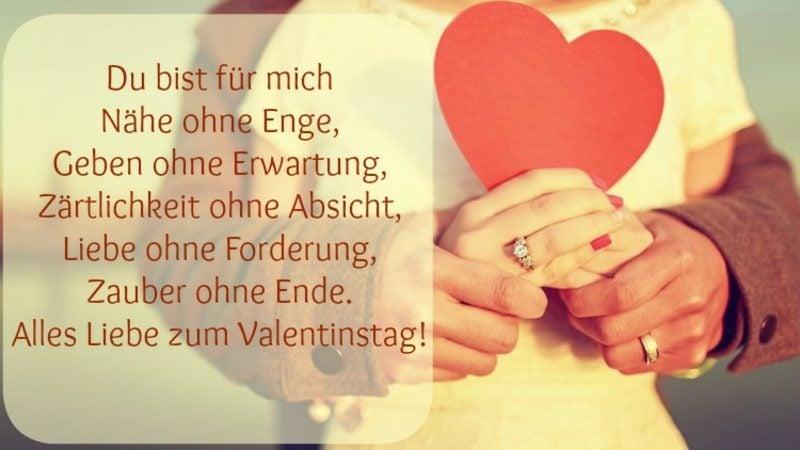 Valentinstag Sprüche Originell Tiefsinnig