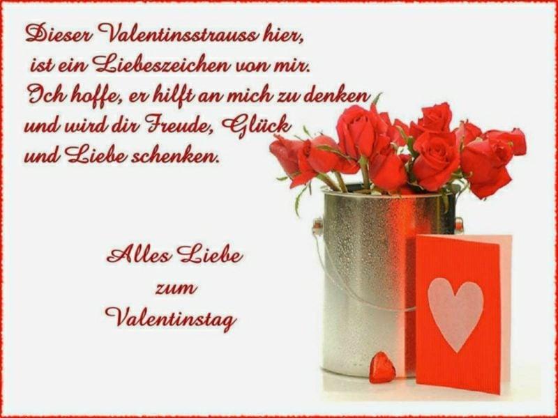 Die Besten Sprüche Zum Valentinstag