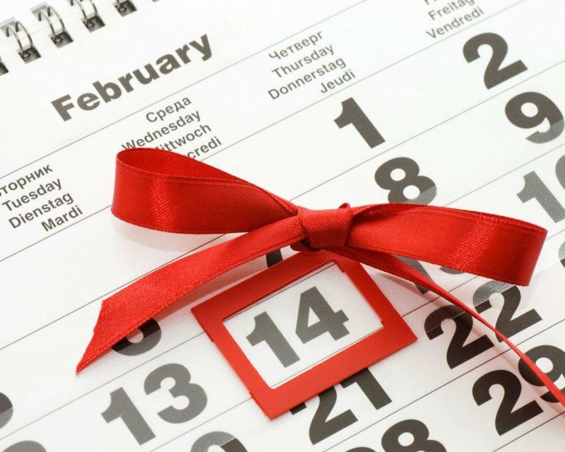 Valentinstag Geschenke selber machen Bastelideen DIY