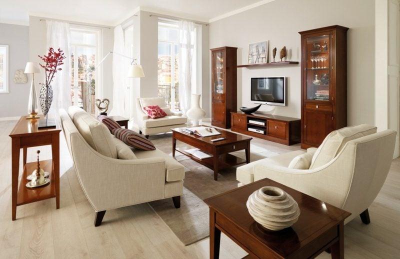antike Möbel Wohnzwand