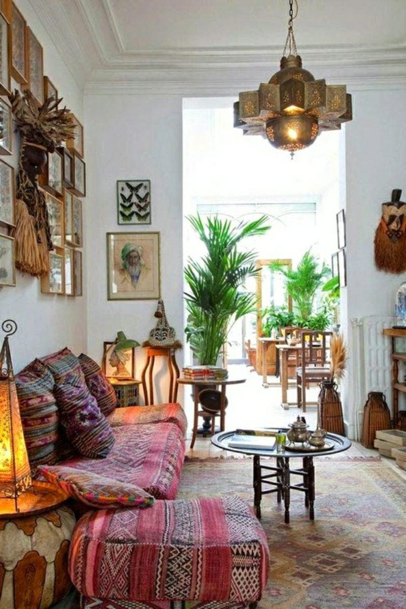 orientalische Lampen Wohnzimmer Kronleuchter