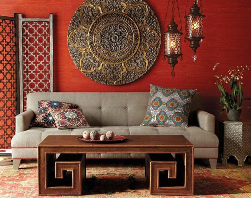 orientalische Lampen Wohnzimmer Pendelleuchten originell