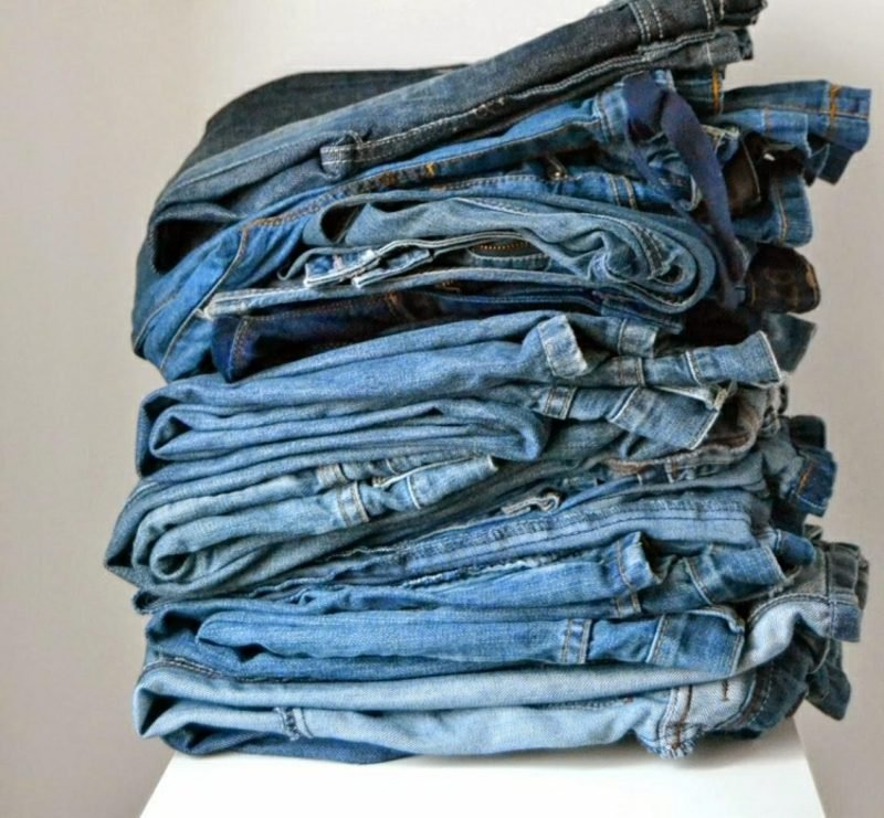 was kann man aus alten Jeans machen