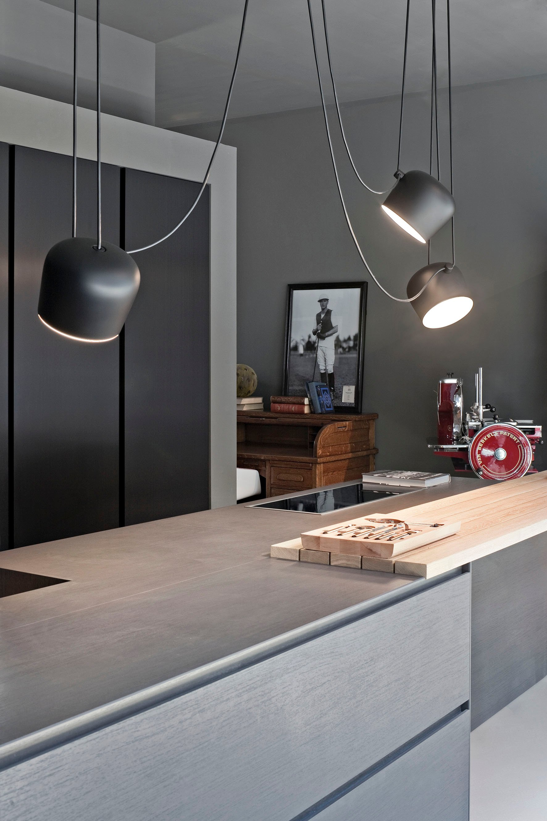 moderne led beleuchtung als helligkeit des 21. Black Bedroom Furniture Sets. Home Design Ideas