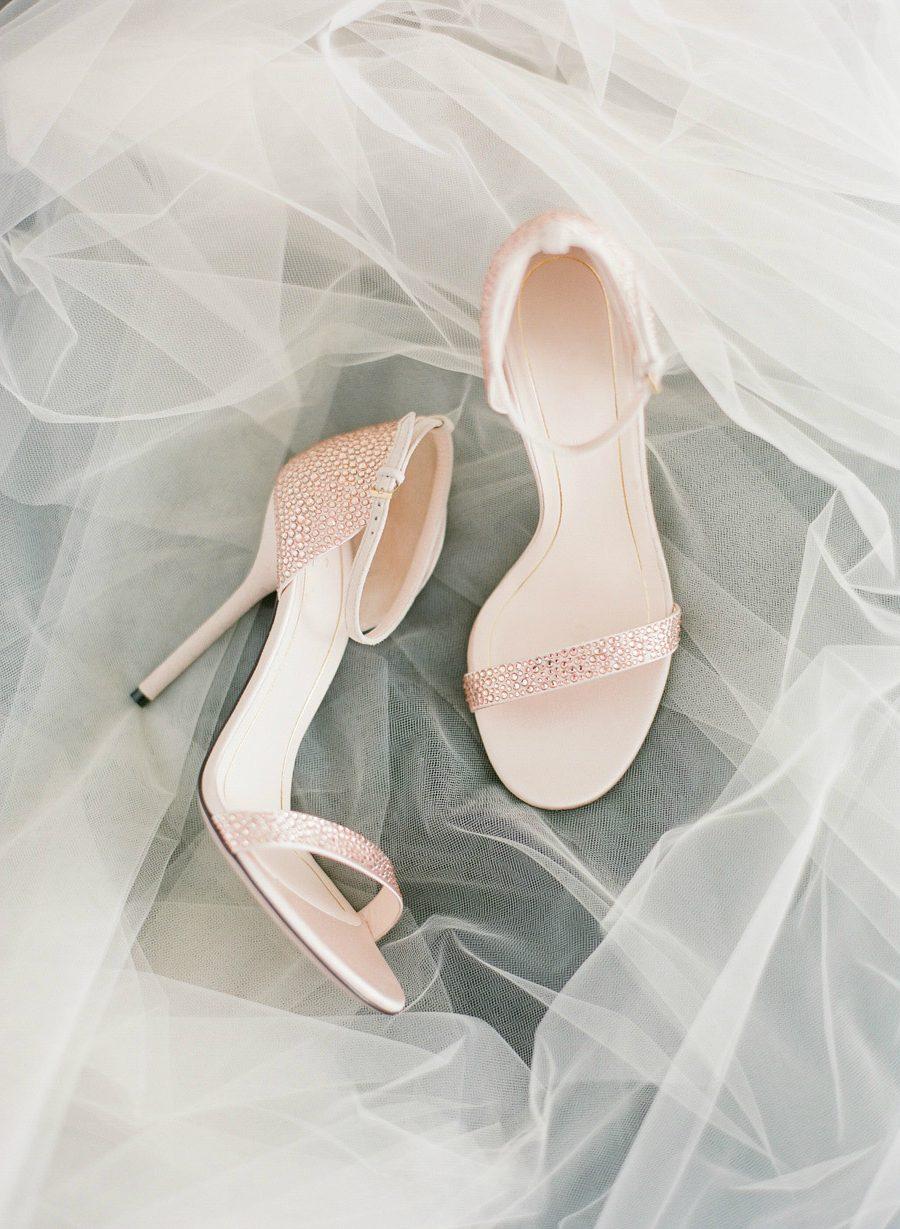 Richtige Brautschuhe - eine sanfte Hommage an die Femininität