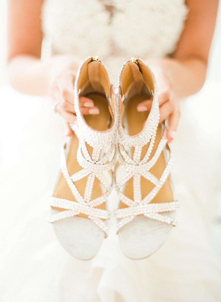 """Verliebt. Verlobt. Verheiratet: Sagen Sie """"Ja"""" der Brautschuhe"""