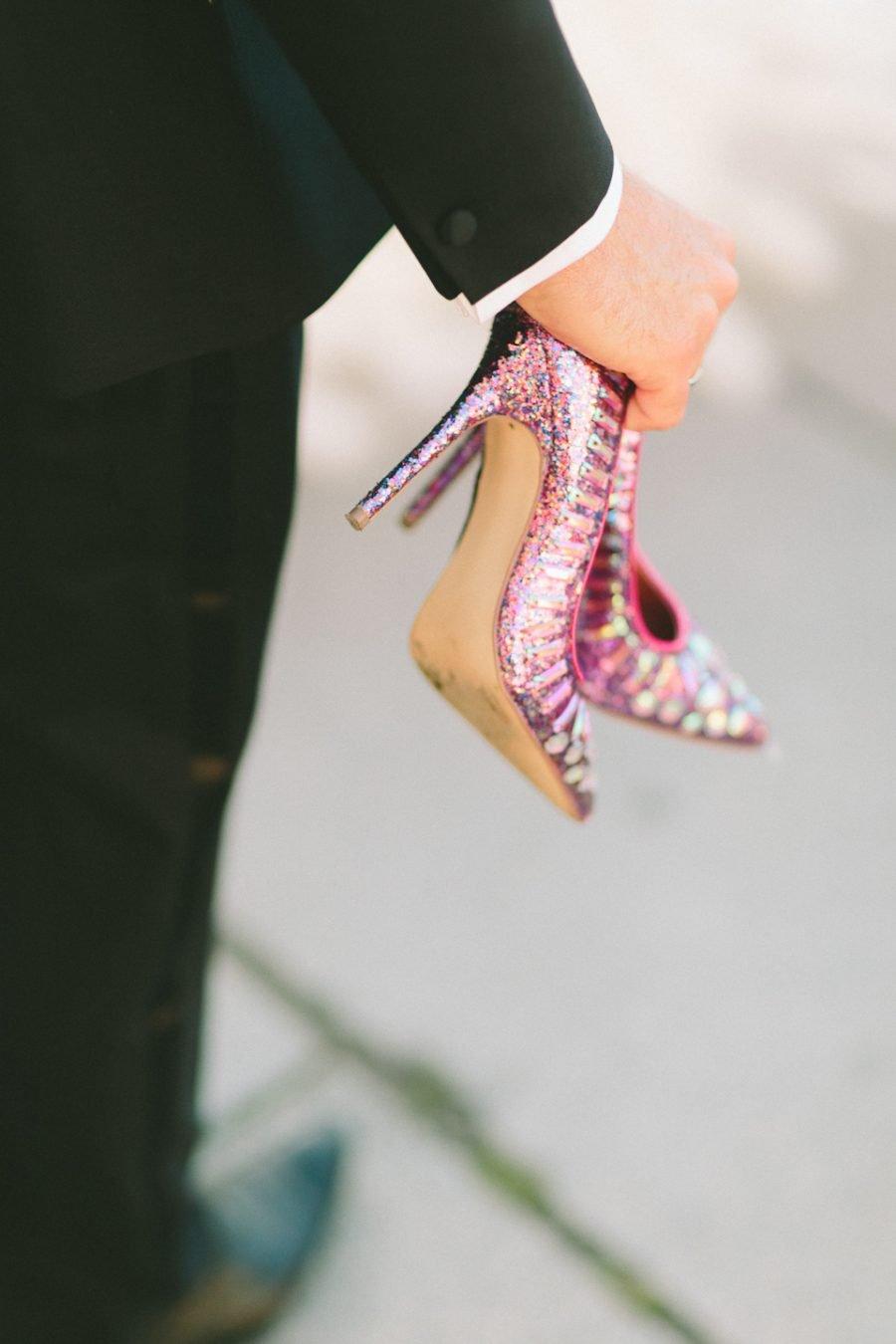 Cinderella der beste Beweis dafür ist, dass Schuhe dein Leben verändern können! Wählen Sie die richtigen Brautschuhe!