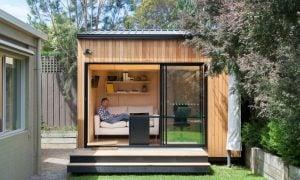 Gartenhaus bauen Ideen