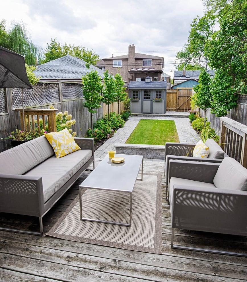 Gartenhaus hat eine vielseitige Anwendung im Garten