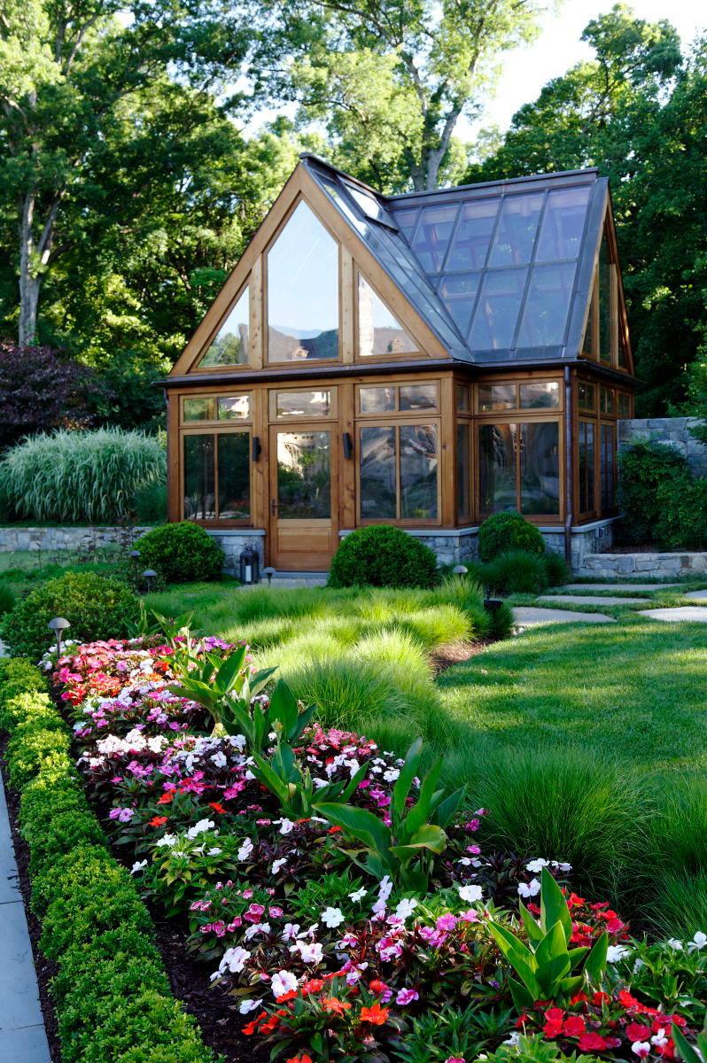 Gartenhaus Gestalten hüttentraum realisieren 5 ideen für ein atemberaubendes gartenhaus