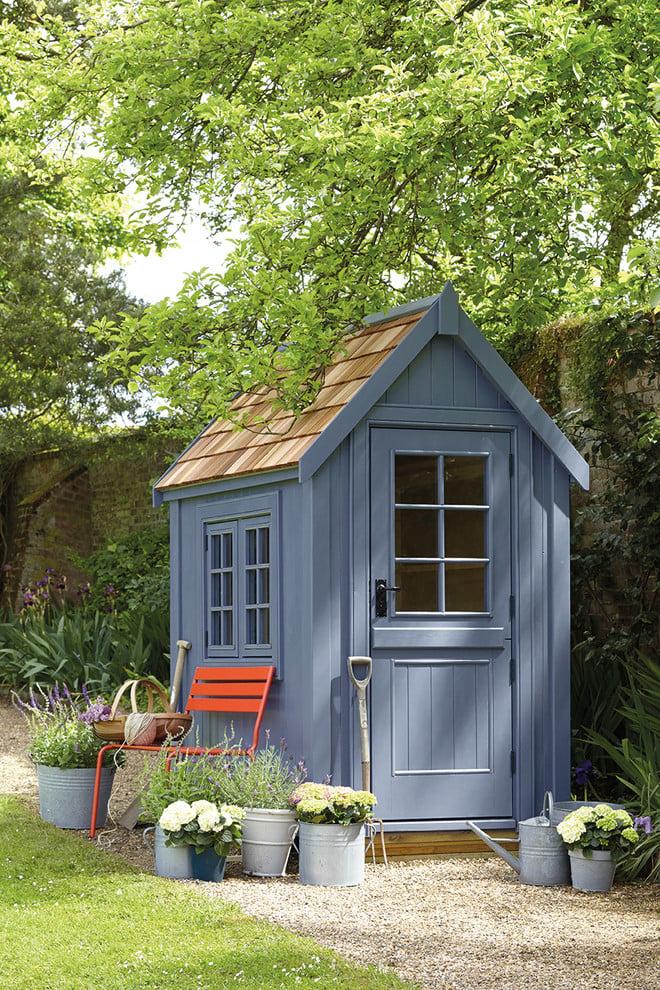 Gartenhaus - Pavillon im Garten