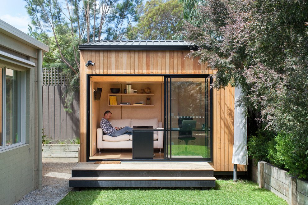 Gartenhaus Mit Outdoor Küche : Wie ein gartenhaus zum designobjekt wird erfurt