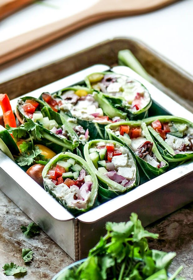 Keto Gerichte zum Abnehmen - Vegetarische Rezepte
