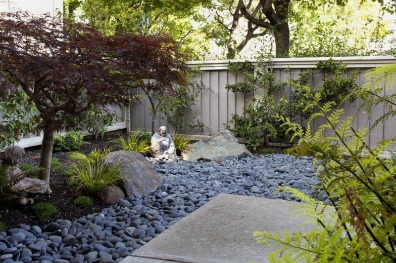 Gartenpflanzen pflegeleicht japanischer Ahorn