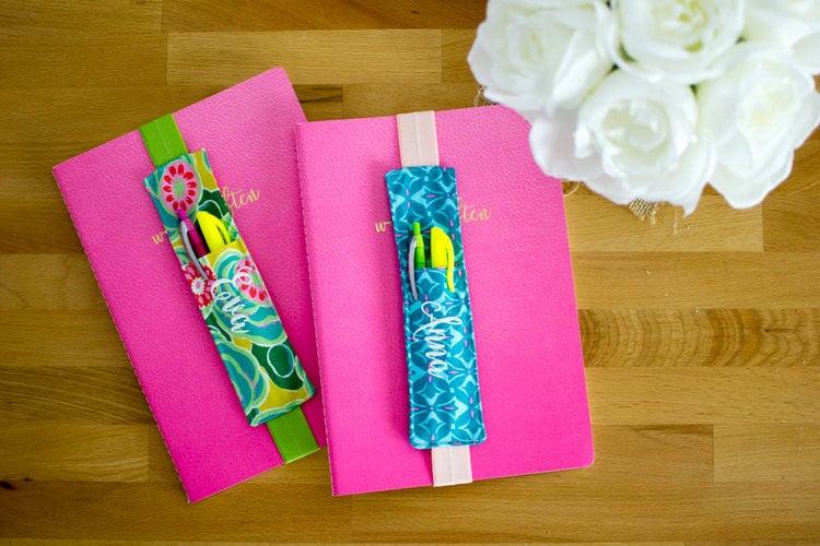 Ein Stifthalter und Lesezeichen basteln - kinderleichte Anleitung mit einem umwerfenden Ergebnis