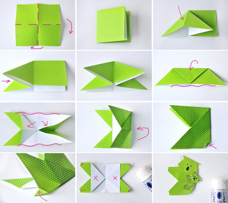 Interessante Ideen für Lesezeichen Basteln, die für Kinder geeignet sind