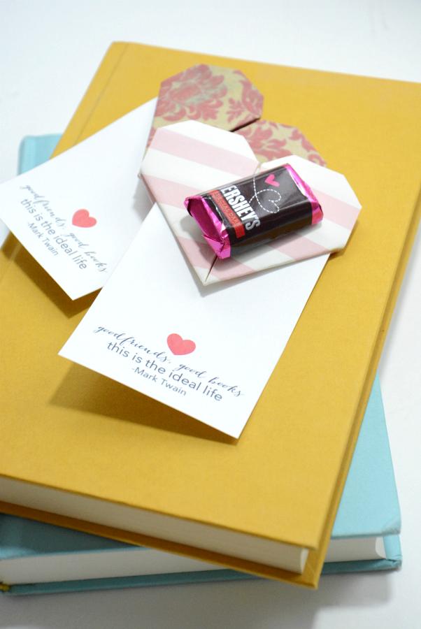 Das perfekte Geschenk für Ihre beste Freundin sieht so aus! - tolle Anleitungen für Lesezeichen Basteln