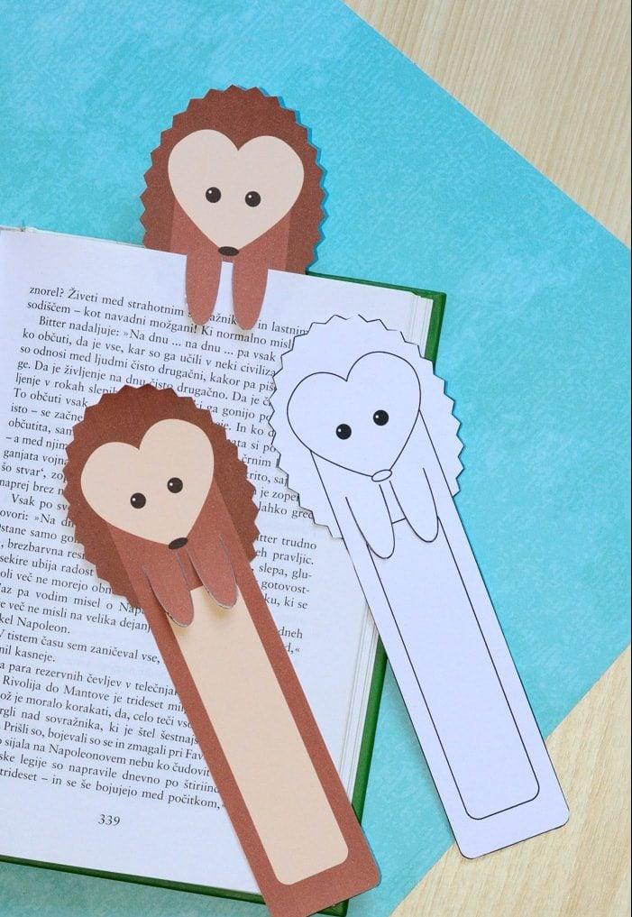 Tolle Lesezeichen zum Ausdrucken für Kinder