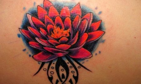Lotusblume Tattoo Ideen