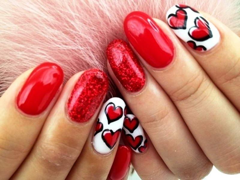 Ihr perfektes Nageldesign für Valentinstag können Sie hier finden!