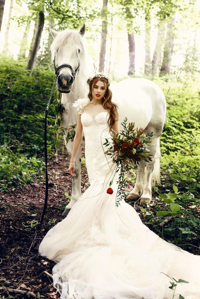 Hochzeitfotos - Schöne Pferdebilder