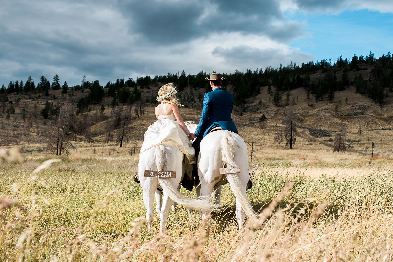 Pferde Bilder für Hochzeit wirken romantisch