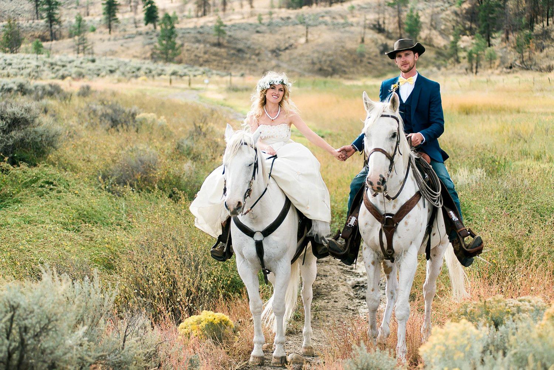 Hochzeittsbilder mit Pferden sind die besten Pferdebilder