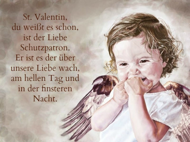 Valentinstag Sprüche romantisch