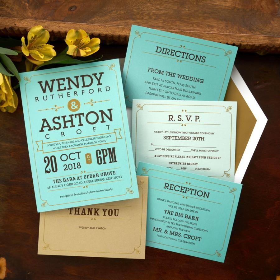 Kalligraphie für Hochzeitskarten - Schöne Schrift und Schriftarten mit Buchdruck