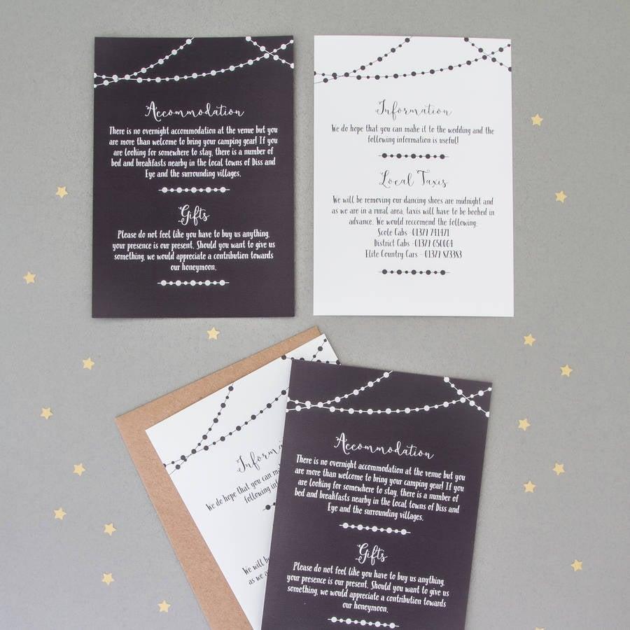Kalligraphie für Hochzeitskarten