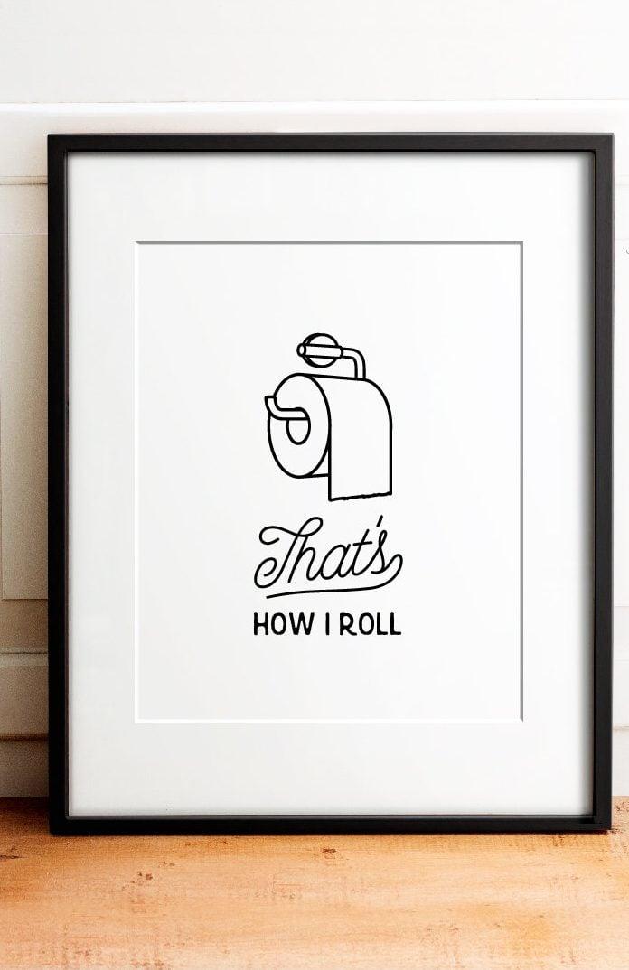 Interessante Bilder für Ihr Bad - tolle Schriftarten zum Herunterladen
