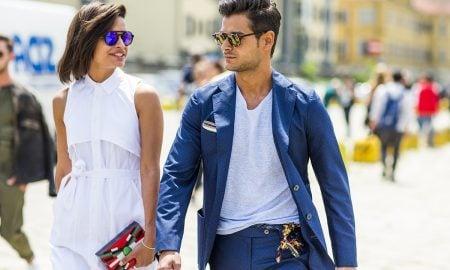 """Weichen Sie vom Klassiken Business-Outfit ab! Wählen Sie den """"Smart Casual"""" Look und verleihen Ihrem Aussehen eine auffällige Ausstrahlung!"""